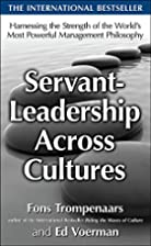 Servant Leadership Across Cultures:…