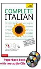 Complete Italian with Two Audio CDs: A Teach…