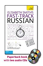 Fast-Track Russian (Book and CD) by…