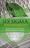 McCarty, Tom: Six Sigma for Sustainability