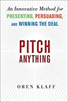 Pitch Anything: An Innovative Method for…