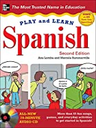 Play and Learn Spanish with Audio CD, 2nd…