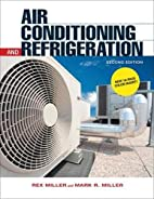 Air Conditioning and Refrigeration 2/E by…