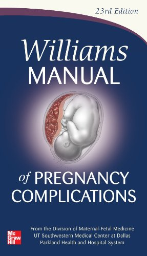 williams-manual-of-pregnancy-complications