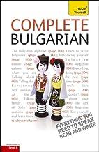 Complete Bulgarian by Michael Holman