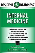 Resident Readiness Internal Medicine by…