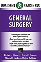 Resident readiness : general surgery by…