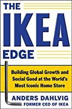 The IKEA Edge: Building Global Growth and…