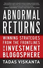Abnormal Returns: Winning Strategies from…