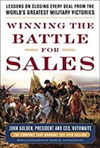 Winning the Battle for Sales: Lessons on…