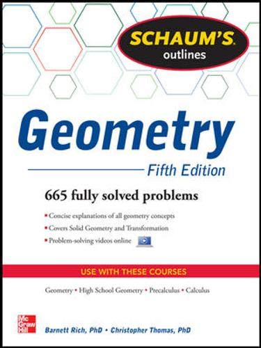 schaums-outline-of-geometry-5th-edition-665-solved-problems-25-videos-schaums-outlines