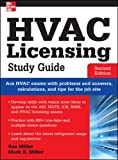 Miller, Rex: HVAC Licensing Study Guide, Second Edition