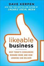 Likeable Business: Why Today's…