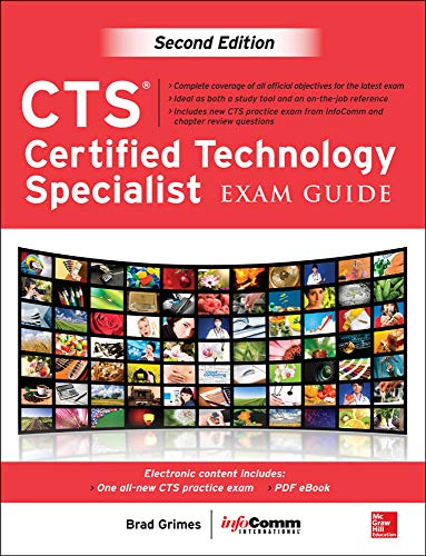 cts-certified-technology-specialist-exam-guide-second-edition