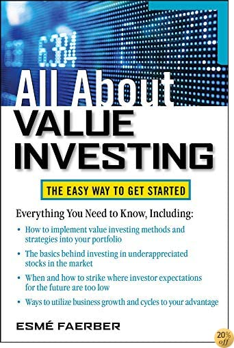 TAll About Value Investing (All About Series)