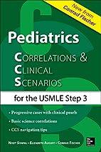 Pediatrics Correlations and Clinical…