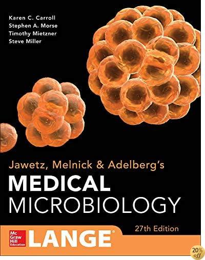 Jawetz Melnick & Adelbergs Medical Microbiology 27 E (Lange)