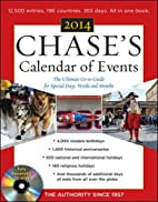 Chase's Calendar of Events 2014 with CD-ROM…