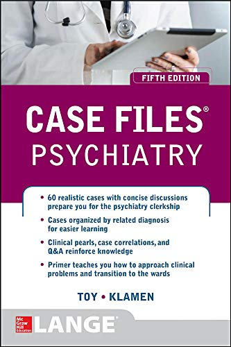 case-files-psychiatry-fifth-edition-lange-case-files