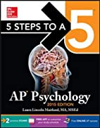 5 Steps to a 5 AP Psychology, 2015 Edition…