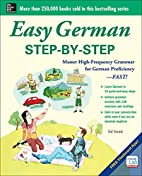 Easy German Step-by-Step (Easy Step-by-Step…