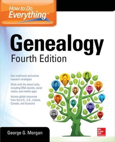how-to-do-everything-genealogy-fourth-edition