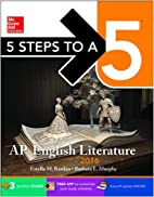 5 Steps to a 5 AP English Literature 2016 (5…