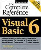 Visual Basic 6: The Complete Reference…