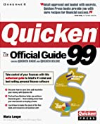 Quicken 99: The Official Guide (Quicken: The…
