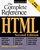 Powell, Thomas A.: Html the Complete Reference