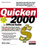 Langer, Maria: Quicken 2000 : Official Guide