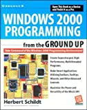 Schildt, Herbert: Windows 2000 Programming from the Ground Up