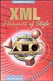 St Laurent, Simon: XML Elements of Style