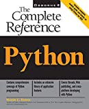 Brown, Martin: Python: The Complete Reference