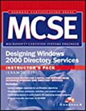 Cooper, Michael: MCSE Designing Windows 2000 Directory Services Instructor's Pack