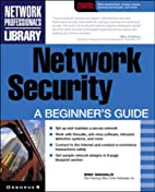Network Security: A Beginner's Guide by Eric…