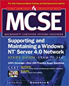 MCSE Supporting and Maintaining a Windows NT…