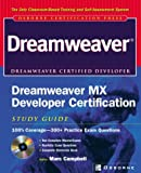 Campbell, Marc: Dreamweaver Mx Developer Certification Study Guide