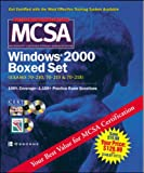 Simpson, Alan: MCSA Windows(R) 2000 Boxed Set (Exams 70-210, 70-215,70-218)