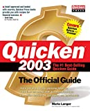 Langer, Maria: Quicken 2003: The Official Guide