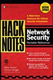 Michael Horton: HackNotes(tm) Network Security Portable Reference
