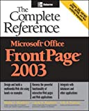 Matthews, Martin: Microsoft Office FrontPage 2003: The Complete Reference (Osborne Complete Reference Series)