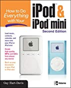 How to Do Everything with Your iPod & iPod…