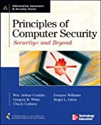 Principles of Computer Security: Security…