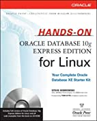 Hands-On Oracle Database 10g Express Edition…