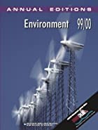 Environment 99/00 (Annual Editions…
