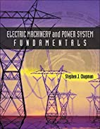 Electric Machinery and Power System…