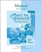Workbook/Lab Manual (Part 1) to accompany…