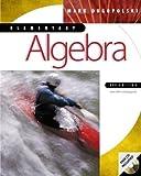 Dugopolski, Mark: Elementary Algebra with Student CD-Rom Windows mandatory package