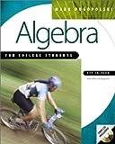 Dugopolski, Mark: Algebra for College Students with CD-Rom Mac mandatory package